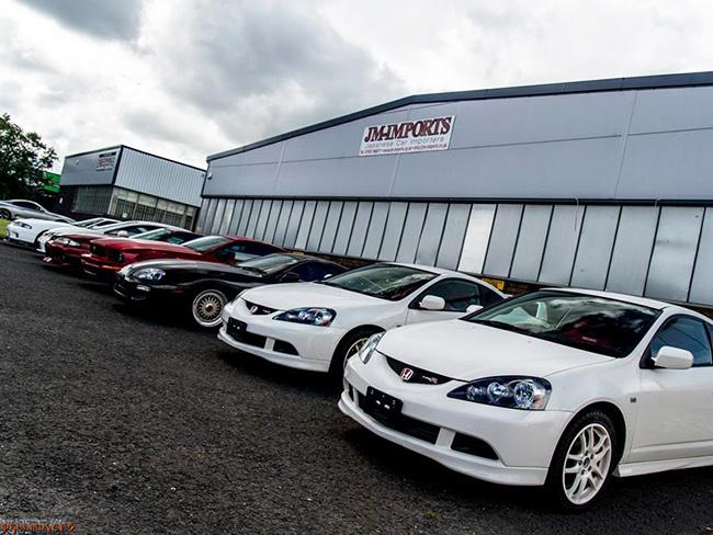 JM-Imports Hondas Supra