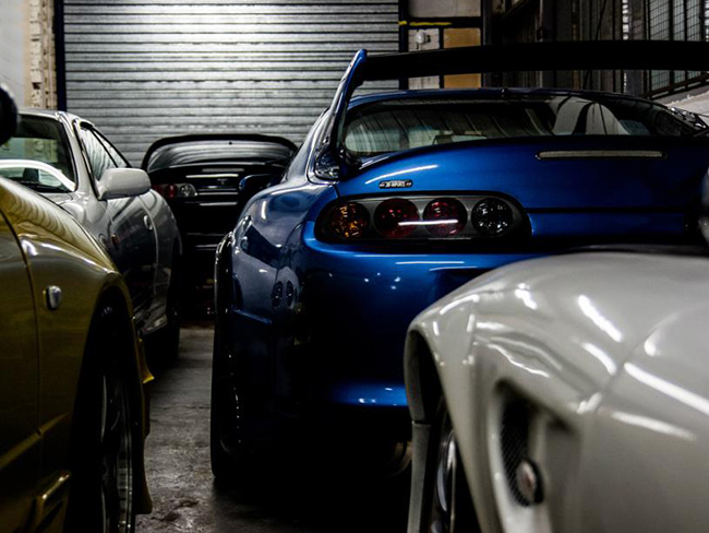 JM Imports Workshop Supra
