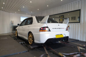 Mitsubishi Evolution Dyno Day JM Imports