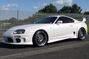 Toyota Supra Tuning Packages