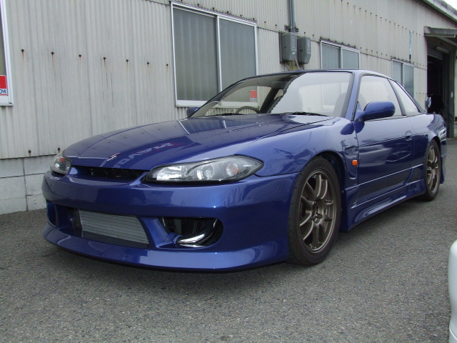 1991 Nissan Silvia Ps13 With S15 Front End Conversion Jm Imports