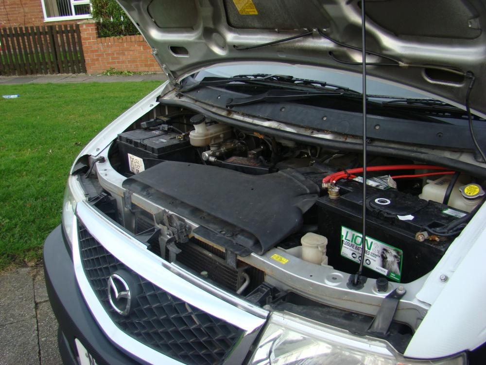 1996 Mazda Bongo Friendee Freetop Campervan Jdm Only