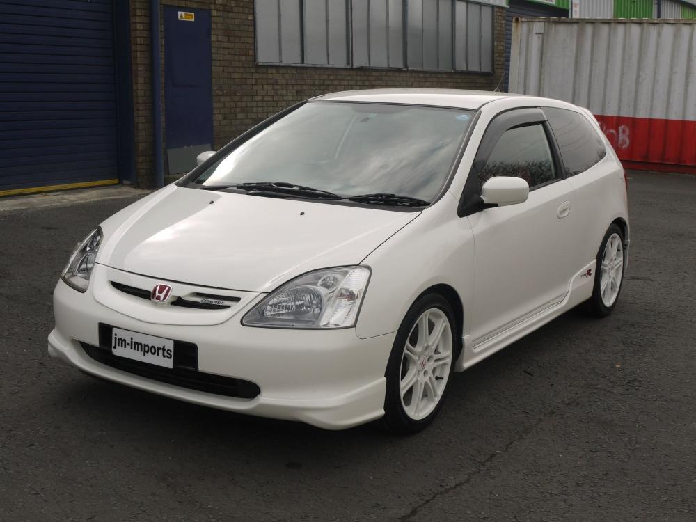 2001 Honda Civic Type R JDM Model (Rare) - JM-Imports