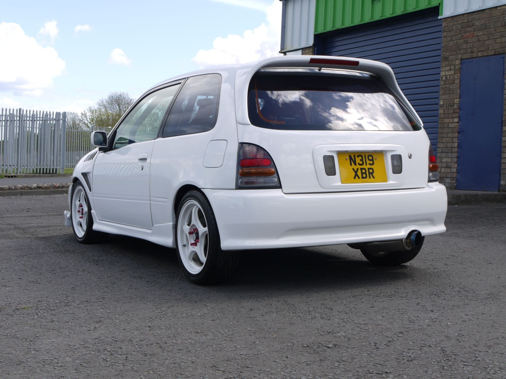Enterprise Cars For Sale >> 1996 Toyota Glanza EP91 220Bhp Forged Engine - JM-Imports