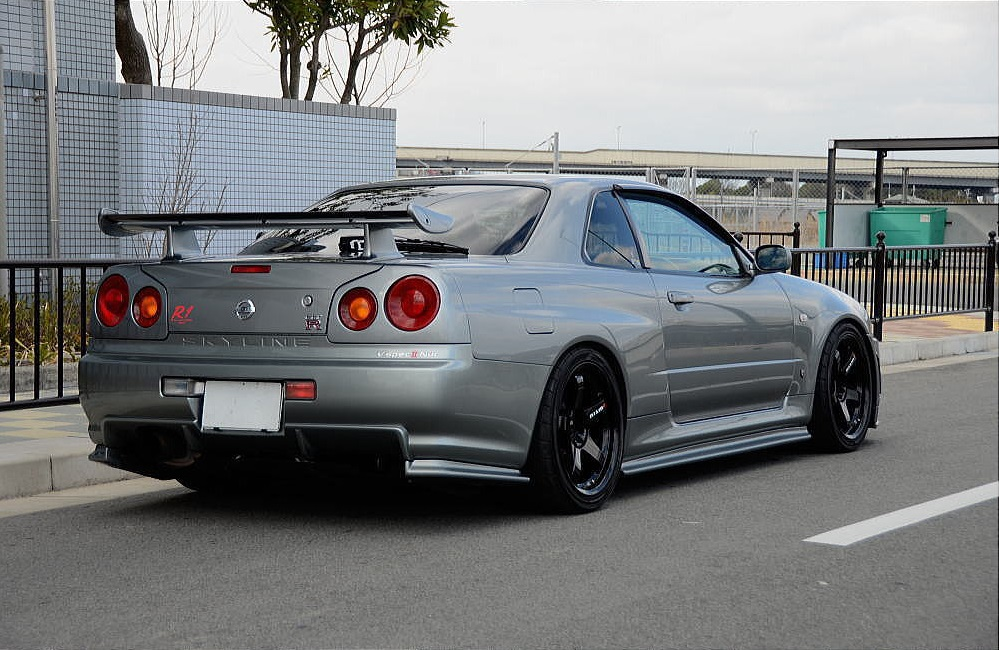 Nissan Skyline Gtr R34 For Sale >> 2001 Nissan Skyline R34 GTR Nismo R1 (Spec) Rare 550PS - JM-Imports
