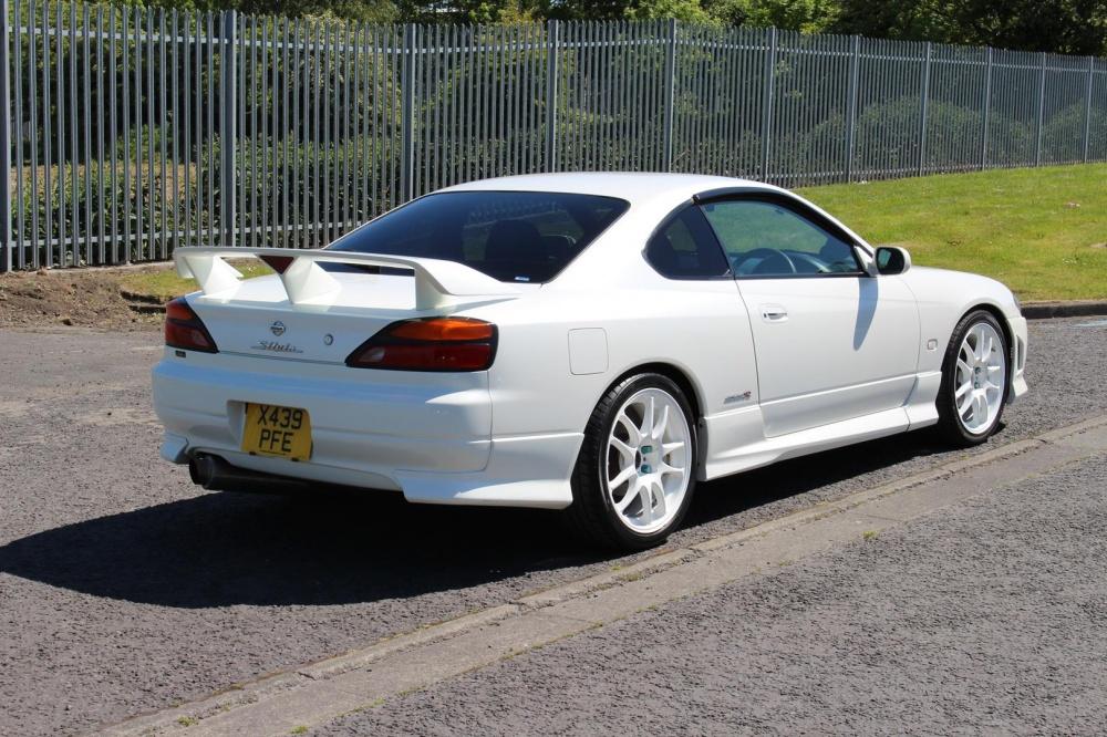 Nissan Gtr Interior >> 2001 Nissan Silvia S15 Spec R 6 Speed Manual - JM-Imports
