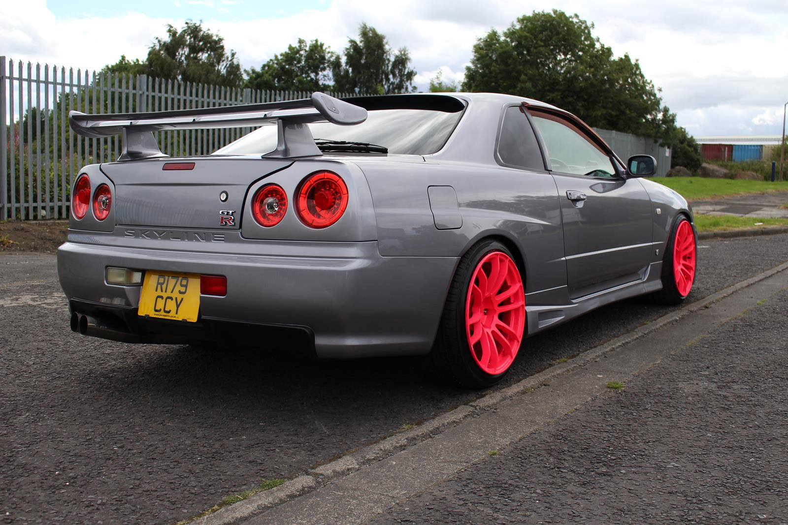 Nissan Gtr Interior >> 1998 Nissan Skyline R34 GT-T 400PS GTR Front - JM-Imports