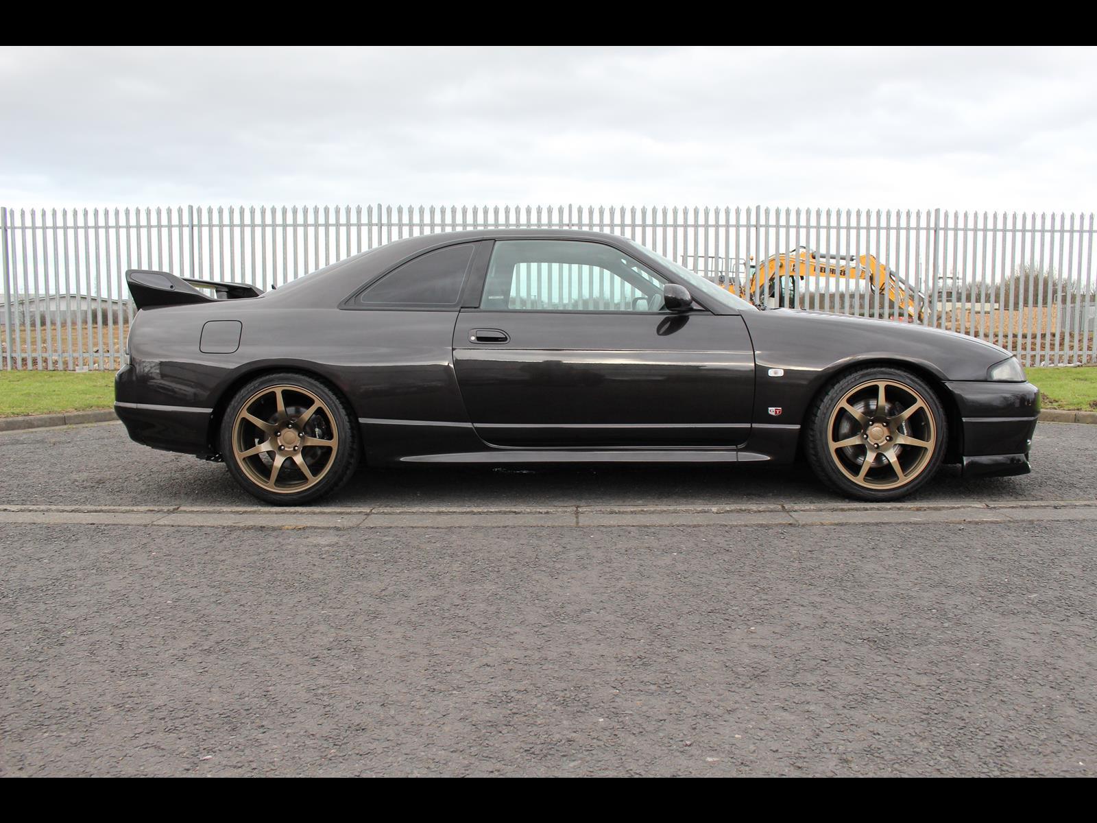 1997 Nissan Skyline R33 Gtr Series 3 Jm Imports