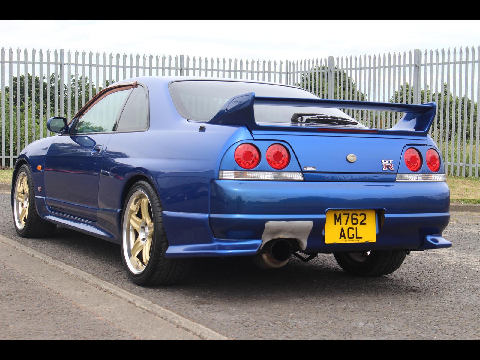 1995 Nissan Skyline R33 GTR 5 Speed Manual - JM-Imports