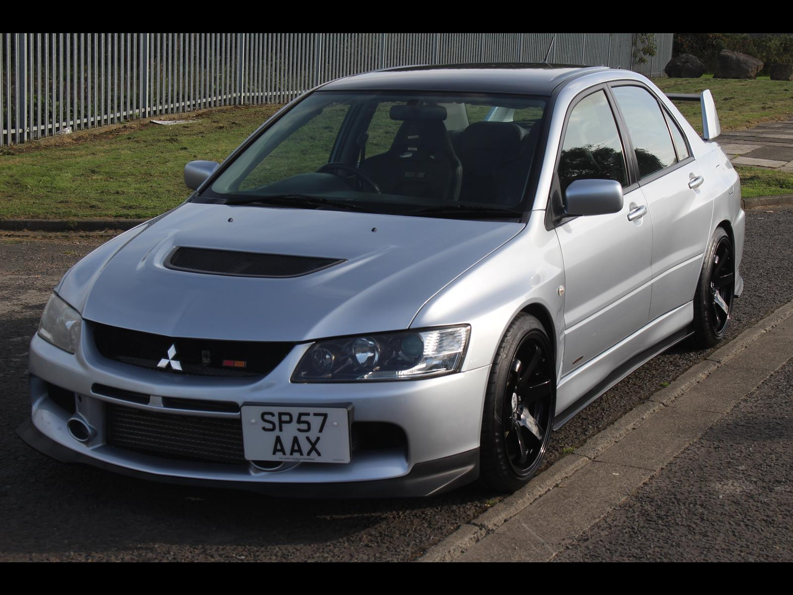 2007 Mitsubishi Lancer Evo 9 Fq340 Uk Forged Engine 500