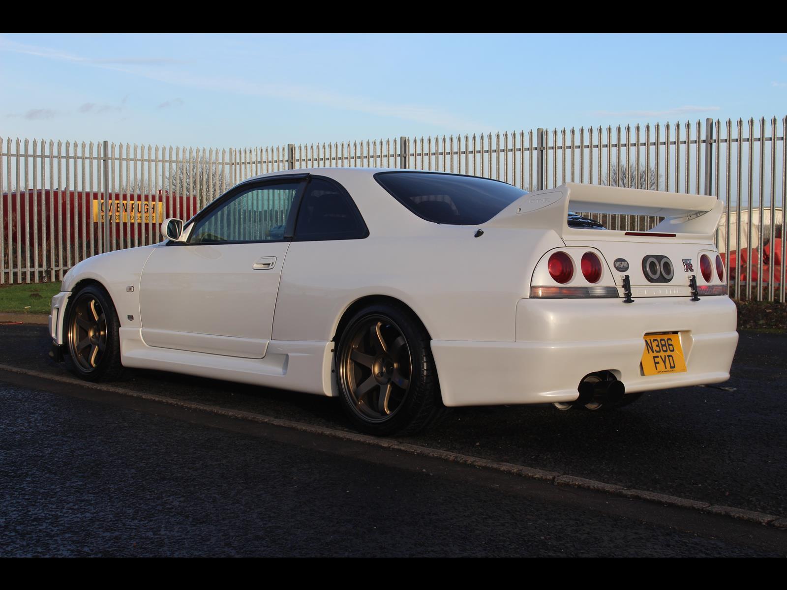 Nissan Skyline Gtr For Sale >> 1995 Nissan Skyline R33 GTR 5 Speed Manual Nismo 400R Kit - JM-Imports