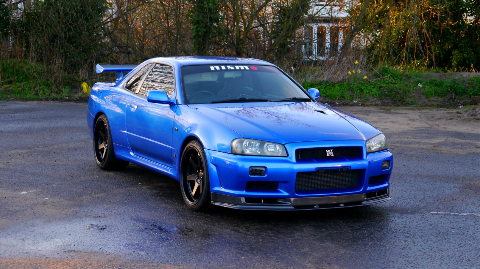 Nissan Gtr Interior >> 1999 Nissan Skyline R34 GTR 6 Speed Manual - JM-Imports