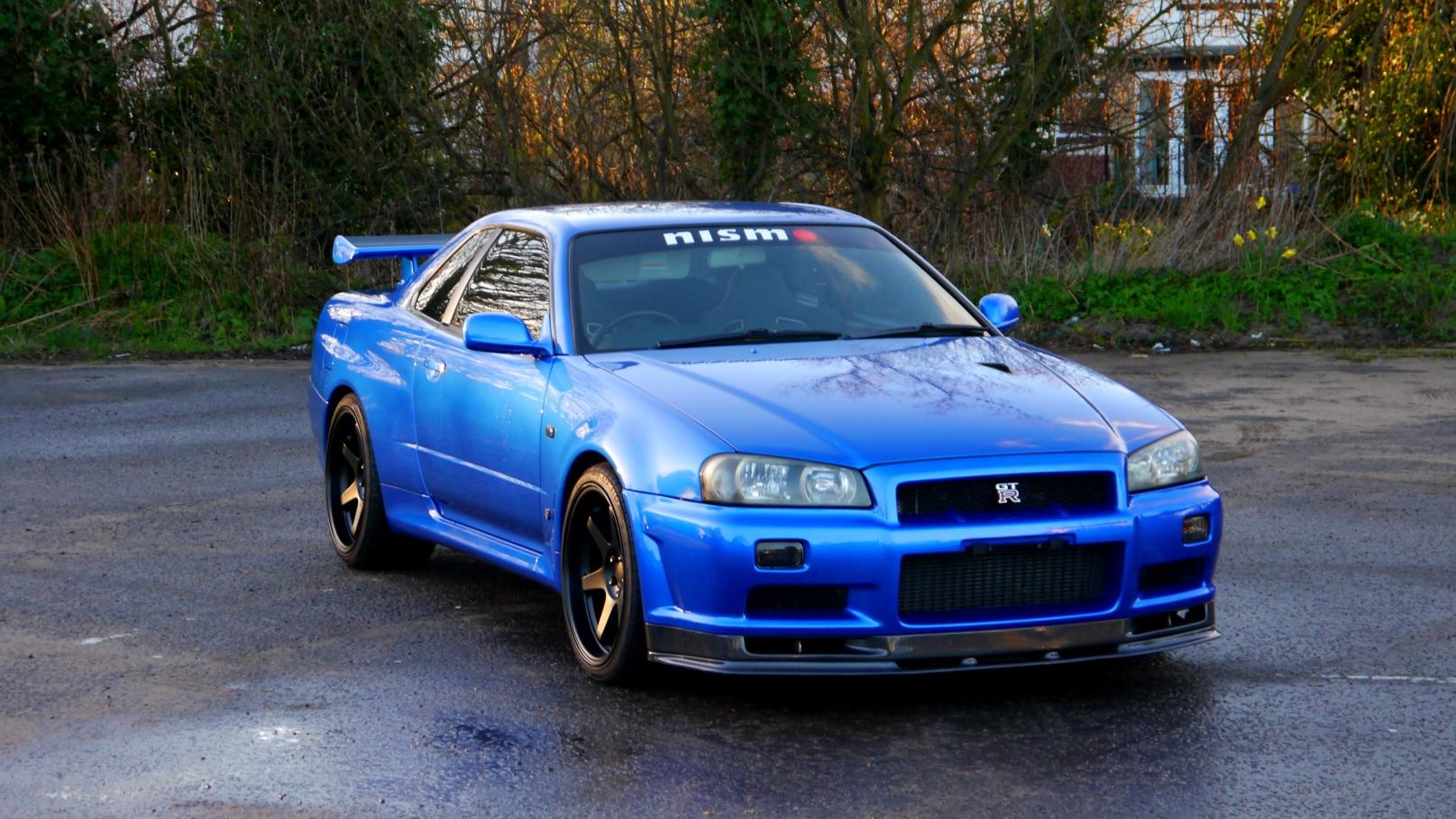 Gtr R34 For Sale >> 1999 Nissan Skyline R34 GTR 6 Speed Manual - JM-Imports