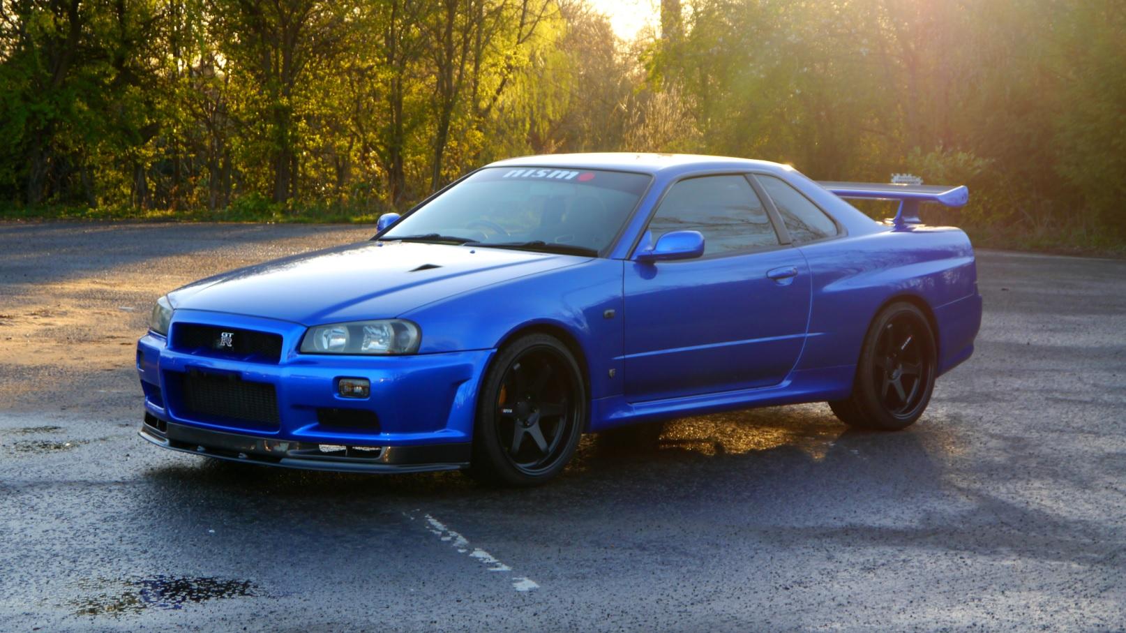 R34 Gtr For Sale >> 1999 Nissan Skyline Gtr R34 For Sale 2020 New Car Models