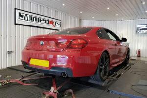 BMW 640d Dyno Rolling Road